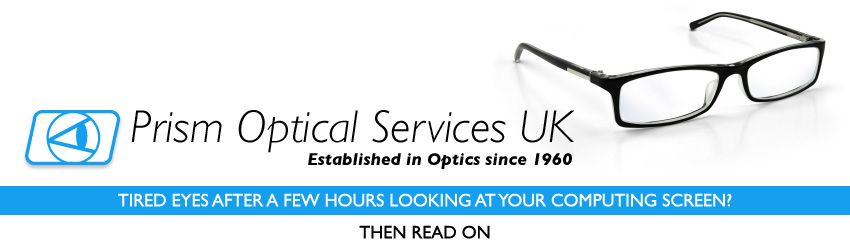 Prism Optical Services UK. Established in Optics since 1960.